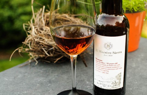 El Maestro Sierra Oloroso sherry