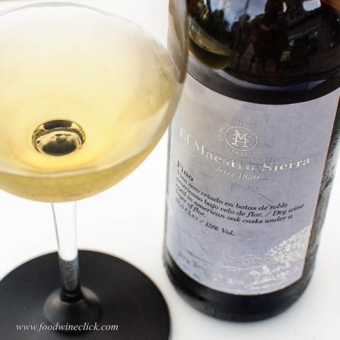 El Maestro Sierra Fino sherry
