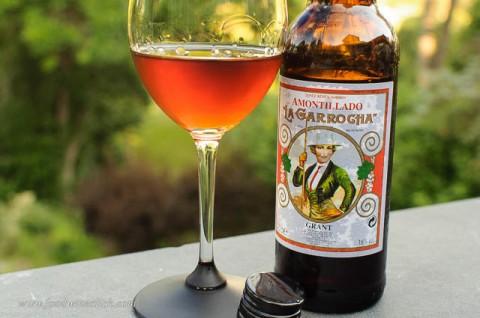 """Bodegas Grant """"La Garrocha"""" Amontillado sherry"""