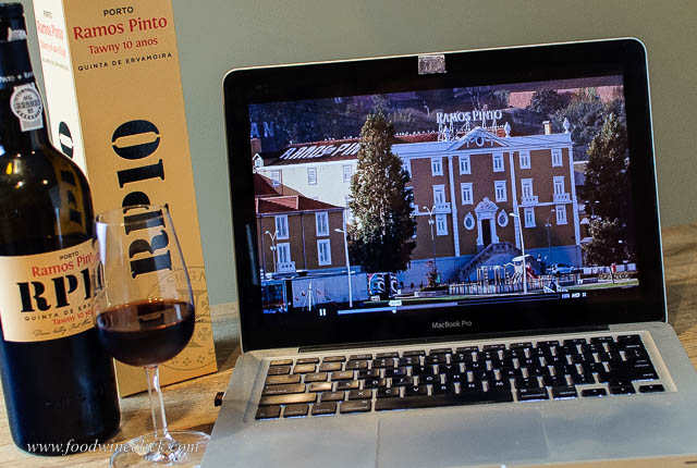 Pour yourself a glass of Port and settle in to take a virtual visit to the Douro