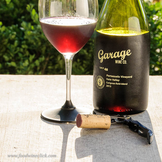 Garage Wine Co Carignan