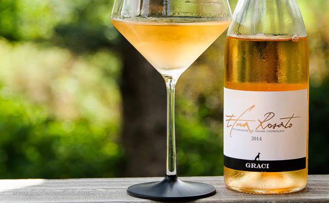 Rosato can come from almost any region in Italy