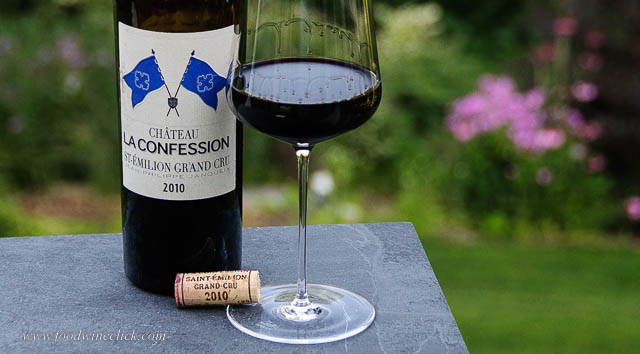 Chateau La Confession Saint-Emilion Grand Cru