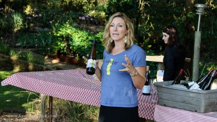 Alexandra O'Gorman proves that even well known wineries like Ramey Cellars can be crazy. Ramey's second label, Sidebar Cellars makes a Kerner from Mokelumne Glen fruit.