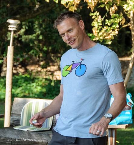 Markus Niggli of Markus Wine Company