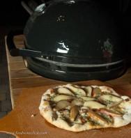 primo grill pizza