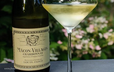 Mâcon Villages is a nice basic white Burgundy (Maconnais) which is almost always under $20.