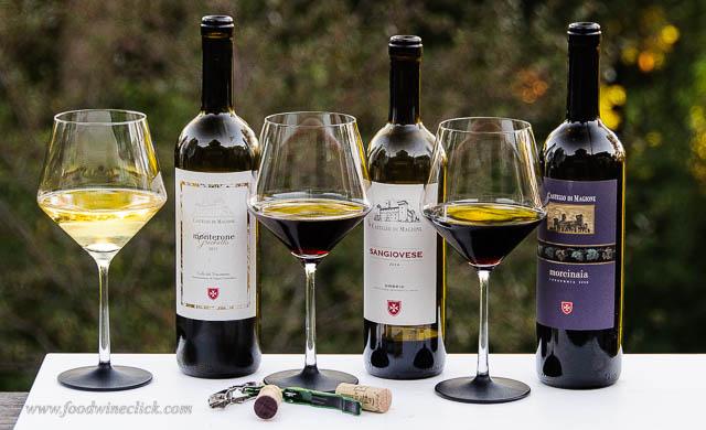 Castello di Magione wines