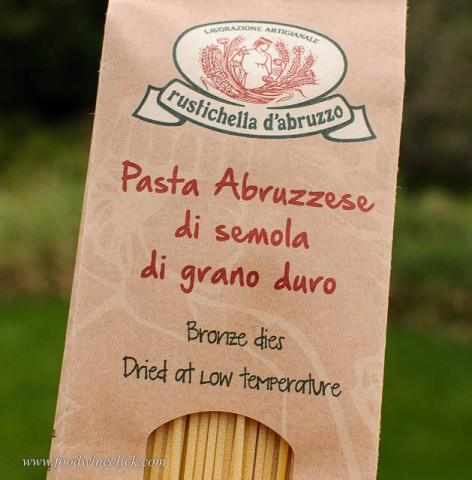 """Rusticella d""""Abruzzo pasta"""