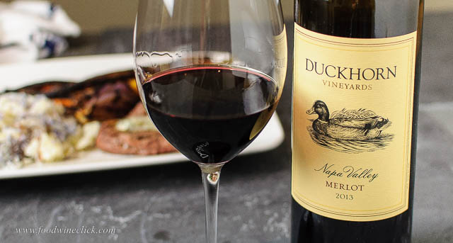 Duckhorn Vineyards Napa Valley Merlot