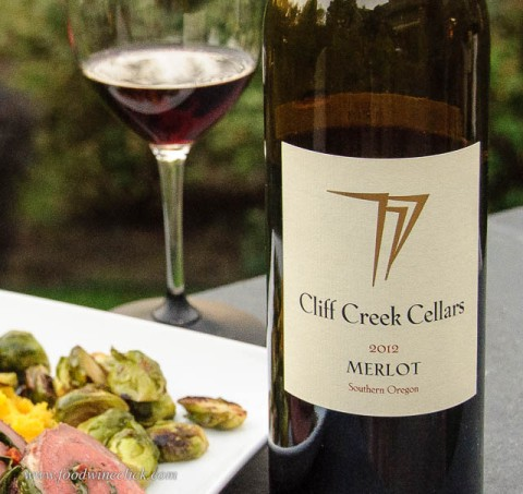 Cliff Creek Cellars Merlot
