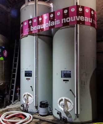 Yep, 2016 Beaujolais Nouveau is nearly ready