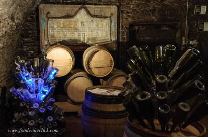 Fun art in the winery