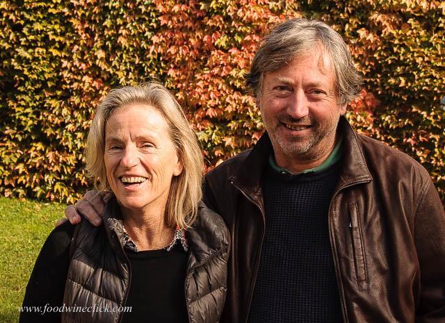Marie-Agnés and Denis Chilliet