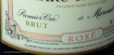 You'll understand Premier Cru, Brut, and Rosé!