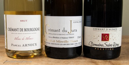 Crémant is made in a variety of regions all over France.