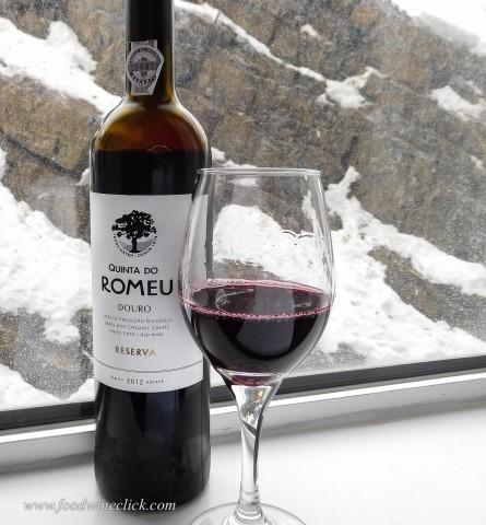 Quinta do Romeu Douro Reserva red wine