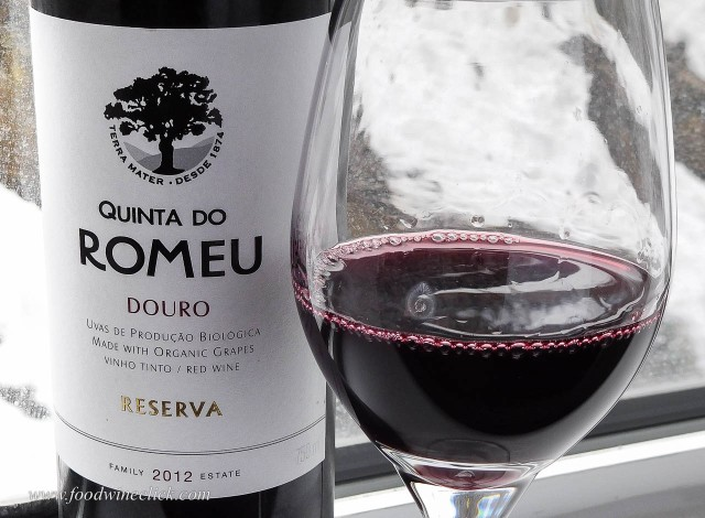 Ripe but not overdone, a very nice rich red wine!