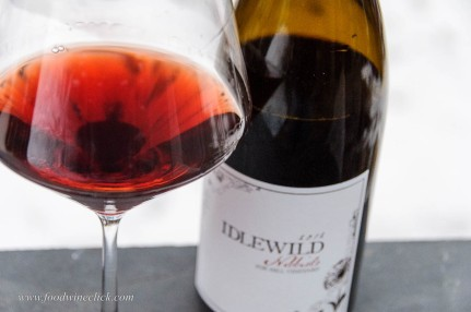 Clean red fruit with just a touch of oak influence, not at all overdone.