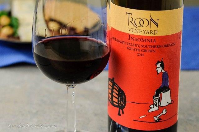 Troon Insomnia dessert wine