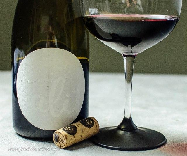Alit Willamette Valley Pinot Noir