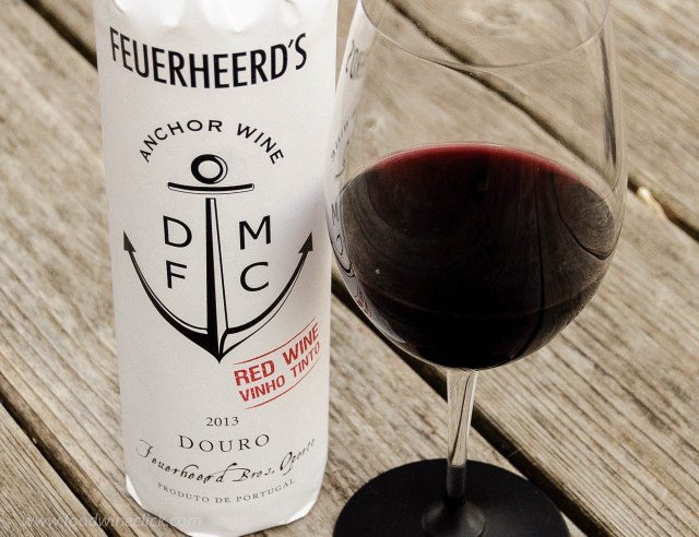 Fuerheerd's Douro DOC Dry Red Wine