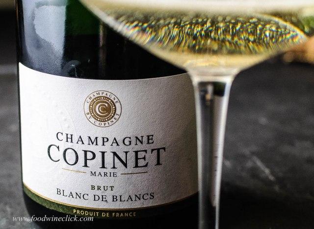 Champagne Copinet Marie Blanc de Blancs