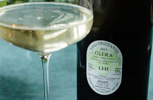 A prosecco made slightly outside the rules means it's called Glera, named after the grape