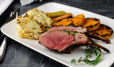 Sunshine Harvest Farm rack of Lamb