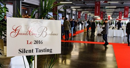 Bordeaux en primeur tasting