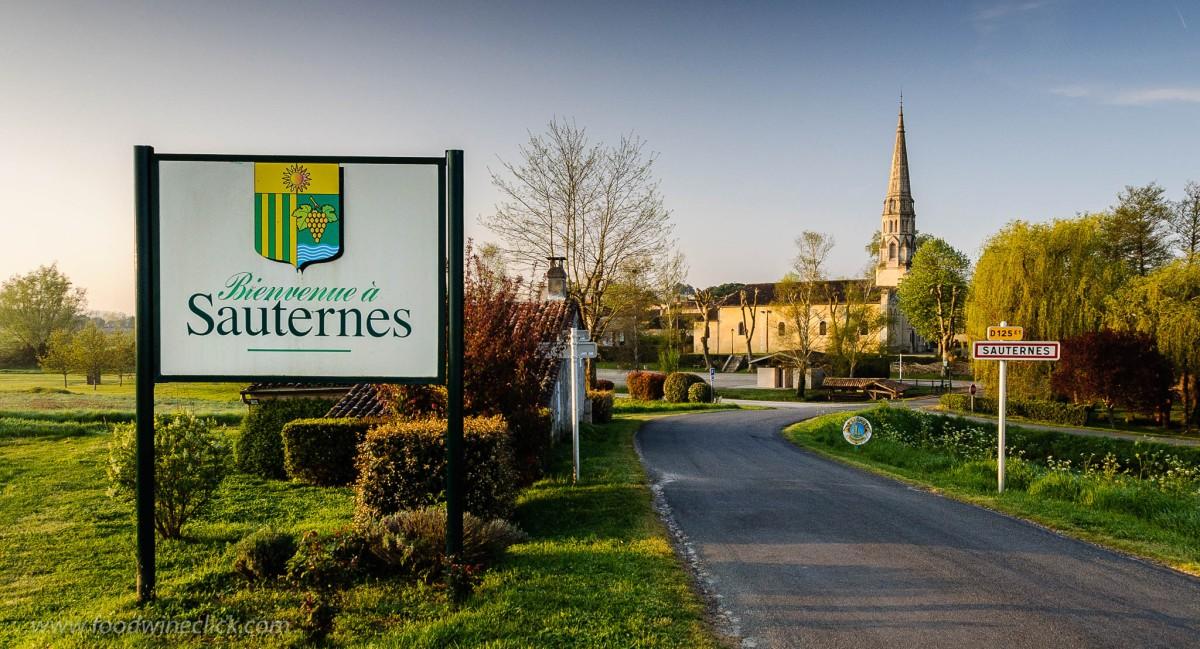 Tour The Quaint Village Of Sauternes