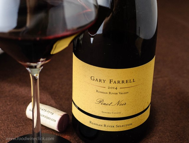 Gary Farrell Russian River Selection Pinot Noir 2014
