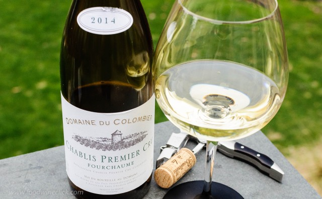 Domaine du Colombier Chablis Premier Cru from the Fourchaume Climat