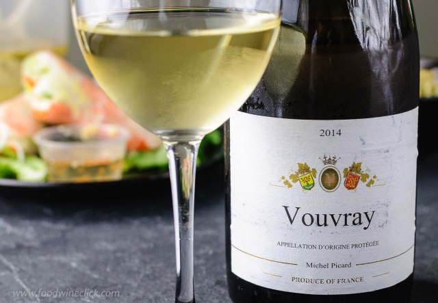 Vouvray wine