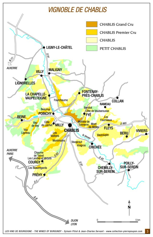Chablis region courtesy of bourgogne-wines.com