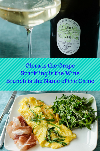 Add Sparkle to Brunch with Sparkling Wine! Details at www.foodwineclick.com