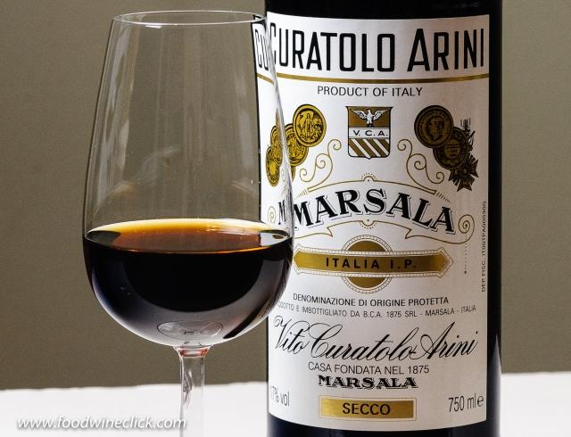 """Curatolo Arini Fine Marsala """"Dry"""""""