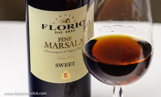 "Florio Fine Marsala ""Sweet"""