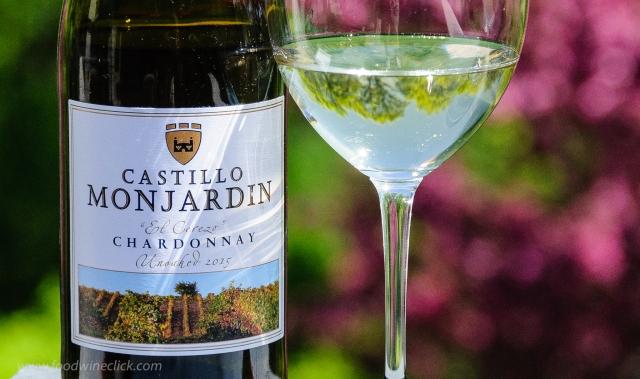 """Castillo Monjardin """"El Cerezo"""" Unoaked Chardonnay"""