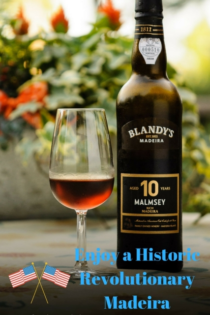 Enjoy a Historic Madeira on Independence Day! https://foodwineclick.com/2017/06/30/friday-night-sipping-as-our-forefathers-did-madeira/
