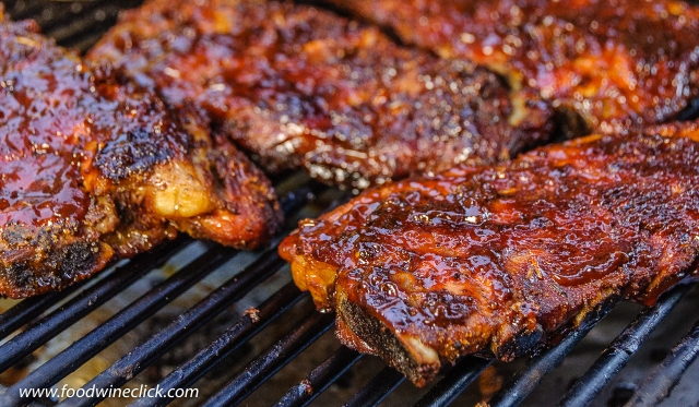 Sunshine Harvest Farms smoked pork ribs