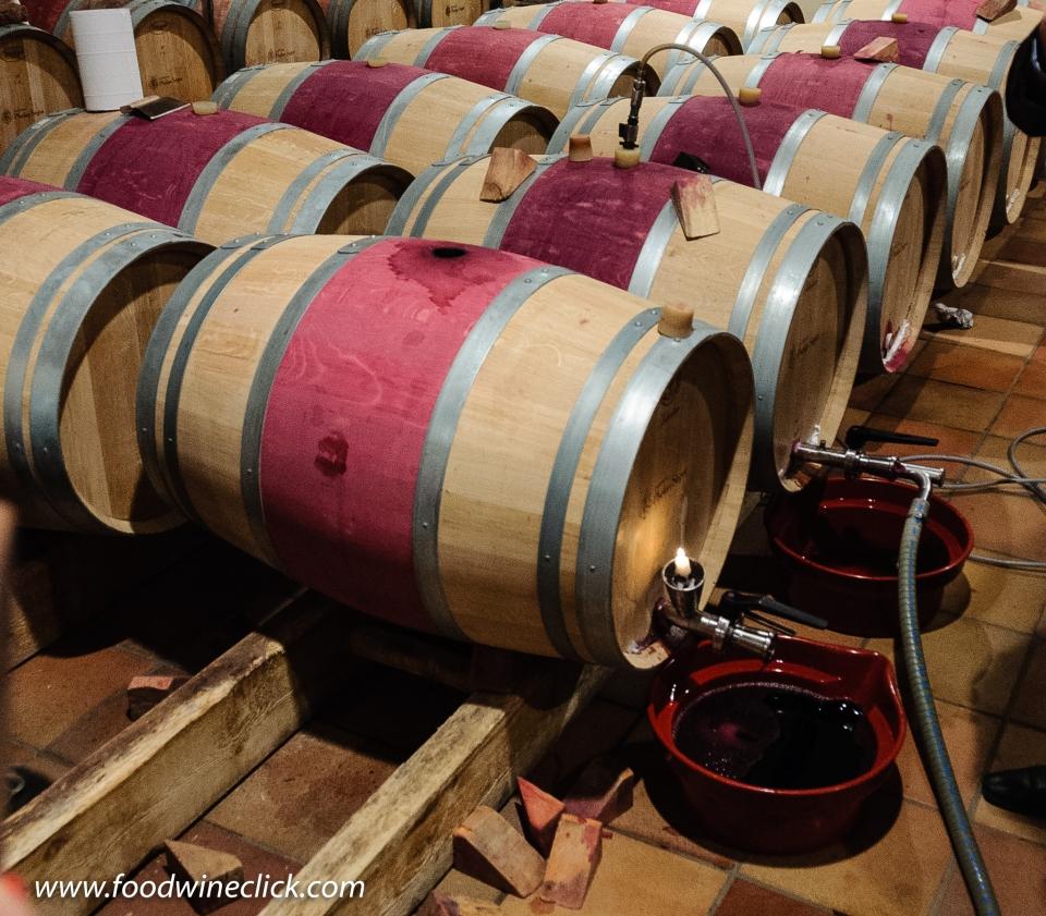 Château Phélan-Ségur winery