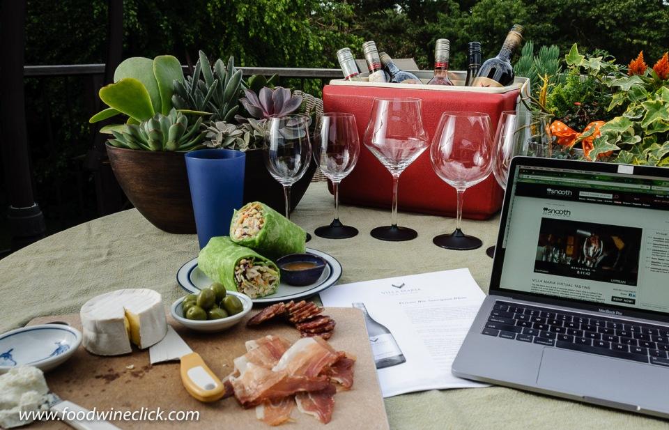 Villa Maria Wines from New Zealand