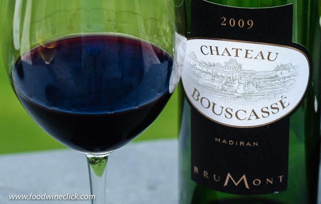 Chateau Bouscassé Madiran AOC red wine
