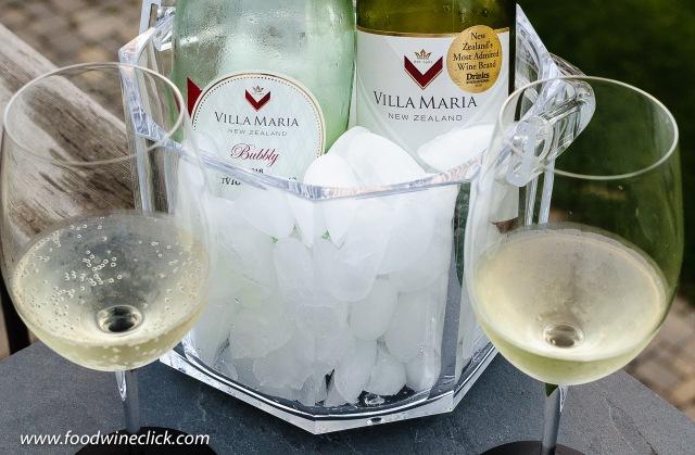 Bubbly and Still Villa Maria Sauvignon Blanc wines
