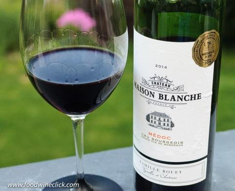 Maison Blanche Bordeaux wine