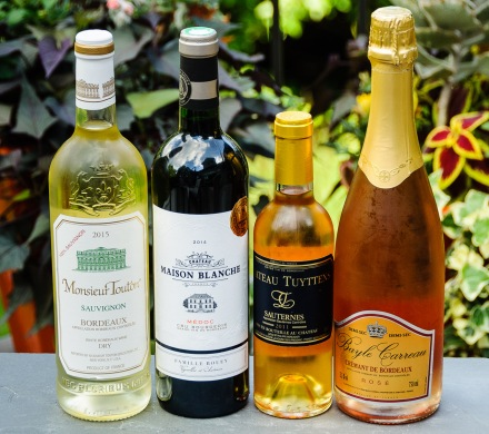 Affordable Bordeaux Wines under $20 at www.foodwineclick.com