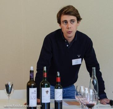 Romain Bocchio of Stéphane Derenoncourt Consultants