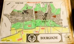 Domaine Albert Boillot plots are located in Volnay and Pommard.
