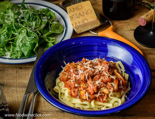 Pasta sauce and fresh pasta from Broder's Cucina Italiana